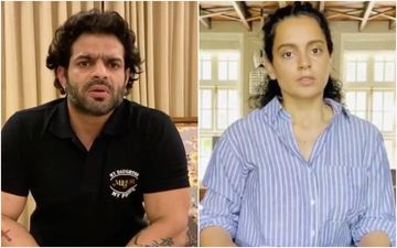 Karan Patel Takes An Indirect Dig At Kangana Ranaut: 'Your Sister Is Taking Care Of Your Business, Why Didn't You Hire New People?'