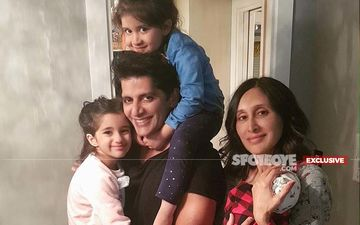 Karanvir Bohra Talks About 2020 Being A Stand Out Year Because Of His New Born Daughter; Says He Will 'Rock And Roll 2021'-EXCLUSIVE