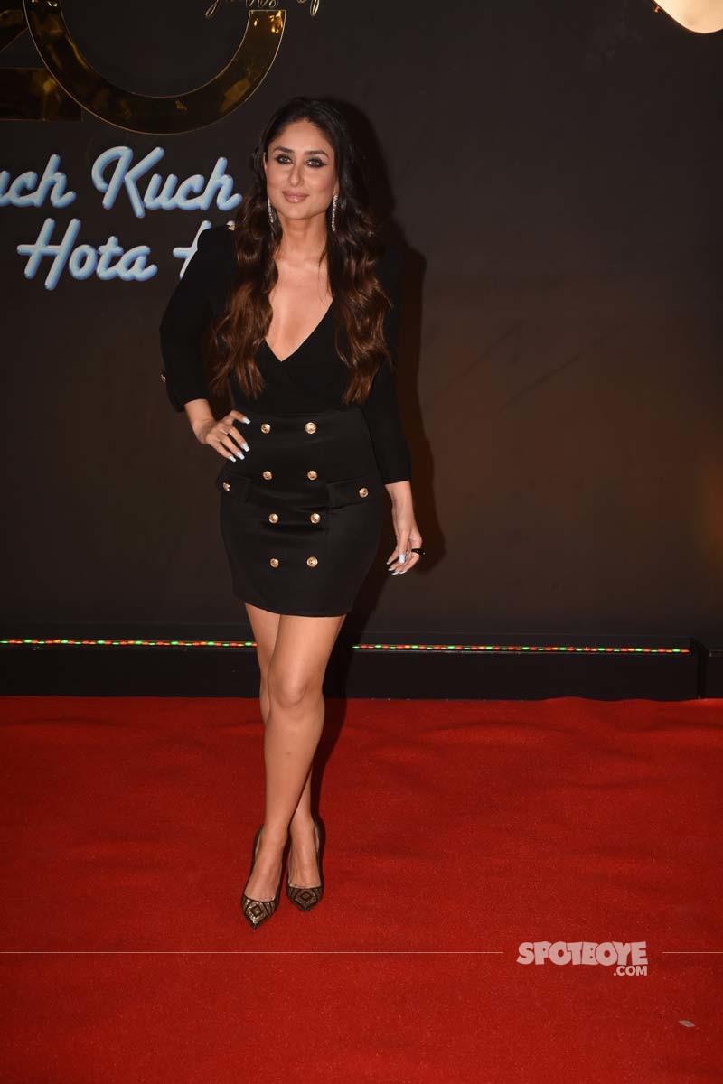 Kareena Kapoor At Kuch Kuch Hota Hai 20 Years Celebration