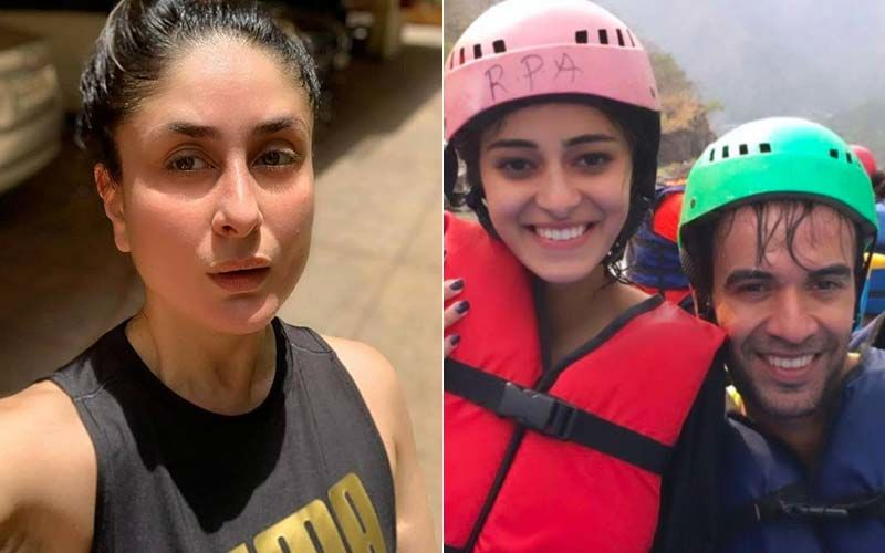 Kareena Kapoor Khan Wishes Punit Malhotra On His Birthday; Ananya Panday Shares An Unseen Throwback Pic With The Director