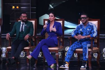 """More Nervous Than The Contestants,"" Says Kareena Kapoor Khan At Dance India Dance 7 Launch"