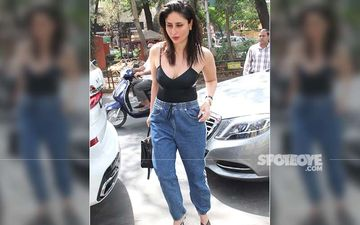 Kareena Kapoor Khan Looks Sexy AF In Her Latest Outing; Her Revealing Cleavage Has Us Hooked