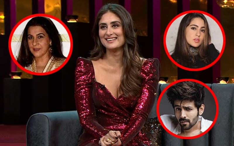 Koffee With Karan 6 Finale Highlights: Kareena Has Never Met Amrita Singh, Finds Sara Classy And Kartik Massy