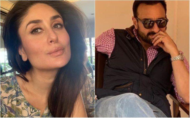 Kareena Kapoor Khan And Saif Ali Khan Turn Their House Into A Makeshift Makeup Room; Bebo Feels 'Makeup Is The Monday Mood'