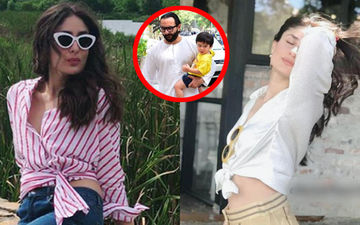 Kareena Kapoor Khan Is Stylishly Beating The Cold In Cape Town But We Are Missing Li'l Taimur And Saif In Pictures