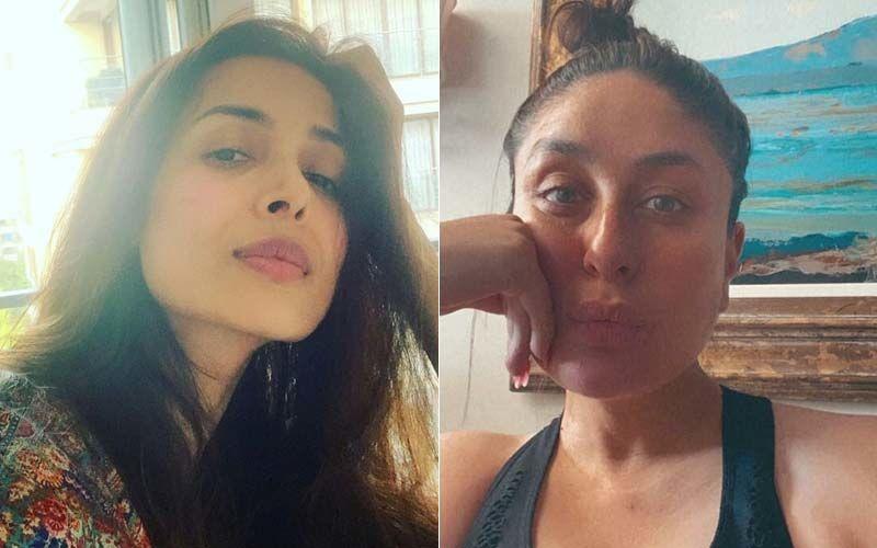 Kareena Kapoor Khan And Malaika Arora Puzzled By Kim Kardashian's MET Gala Outfit, Their Reaction Is Too Relatable