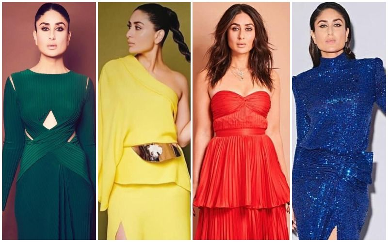 Kareena Kapoor Khan On Dance India Dance: Ranking Diva's 15 Looks As The Curtain Comes Down On The Show