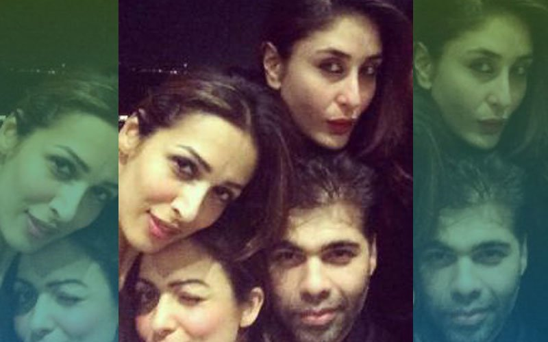 Karan Parties Hard To Release The ADHM Controversy Stress