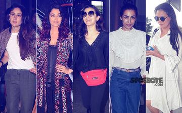 STUNNER OR BUMMER: Kareena Kapoor, Aishwarya Rai, Alia Bhatt, Malaika Arora Or Lara Dutta?