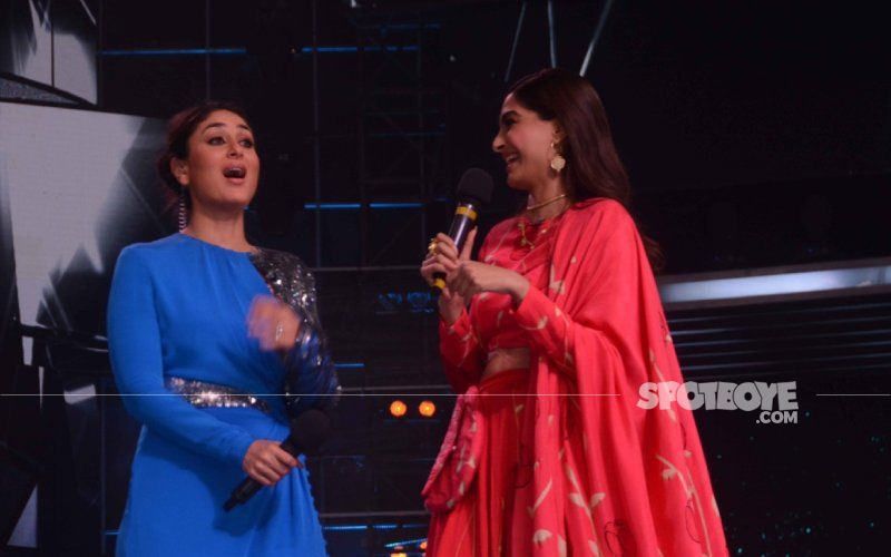 Kareena Kapoor Khan And Sonam Kapoor Dancing On Tareefan Is Exactly How We Want To Kickstart Our Weekend: Watch Video
