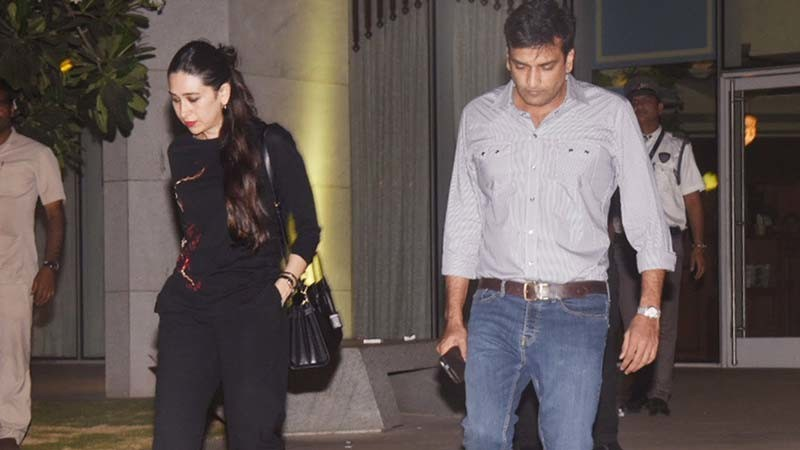 Karishma Kapoor And Sandeep Toshniwal Spotted Together