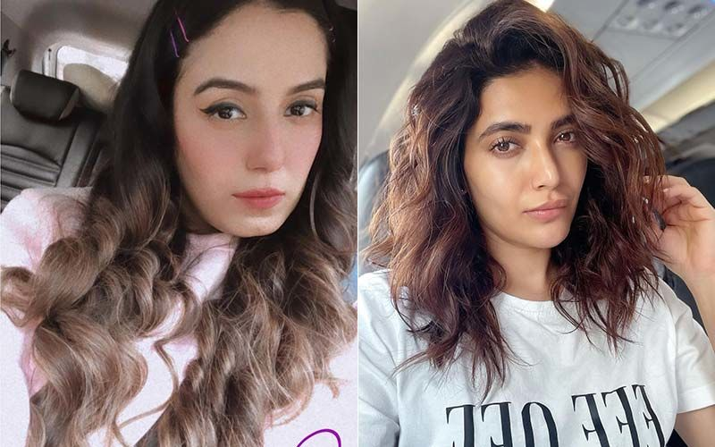 Srishty Rode Sizzles In Shimmery Silver High Slit Dress; Karishma Tanna Drops Sun Kissed Pics And Shows How To Ace The Bikini Look