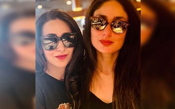 Happy Birthday Kareena Kapoor: Karisma Kapoor Wishes Her Sister With Unseen Throwback Pictures-See PHOTOS
