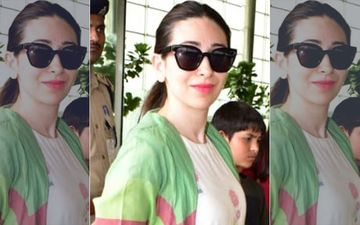 Karisma Kapoor's OOTD  Is Every Girl's Favourite: Dress With Pockets!