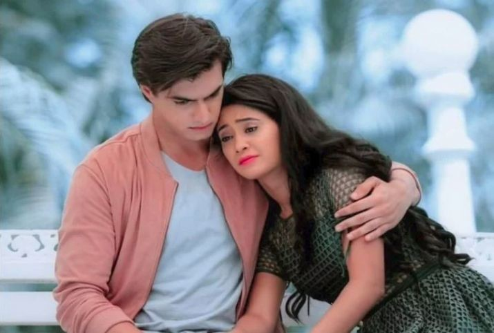 Kartik and Naira In Yeh Rishta
