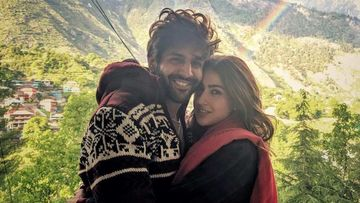 Here's How Rumoured Exes Sara Ali Khan And Kartik Aaryan Will Handle Multi-City Promotions Of Aaj Kal