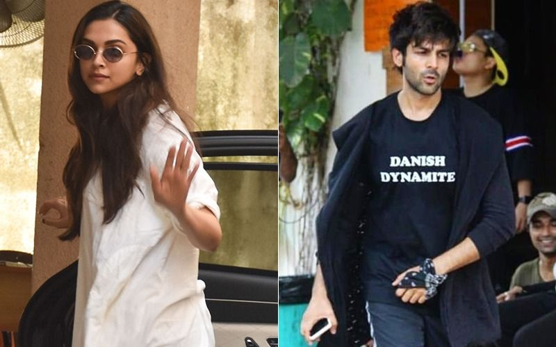 Kartik Aaryan Has A Meeting With Sanjay Leela Bhansali On The Same Day As Deepika Padukone, Is A Film On Cards?