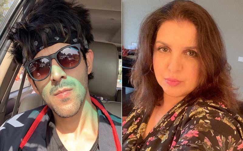 Kartik Aaryan Drops A Handsome Selfie And It Reminds Farah Khan Of Kumar Gaurav; Actor Teases Her Saying, 'Banao Phir Kuch Mujhe Leke'