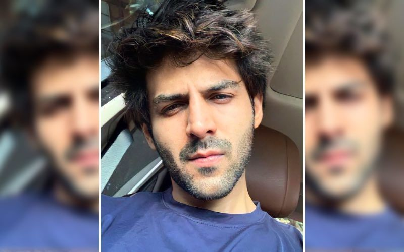 Kartik Aaryan Sweats It Out In Gym To Beef Up For His Next; Fans Wonder If It Is For Baiju Bawra- See Pic