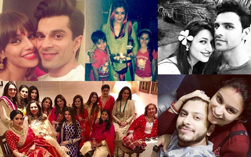 Sanjay Dutt | Manyata Dutt | Karva Chauth | Suniel Shetty ...