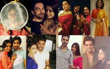 Divyanka Tripathi And Salman Khan's ladylove Iulia Vantur's Karva Chauth Wishes!