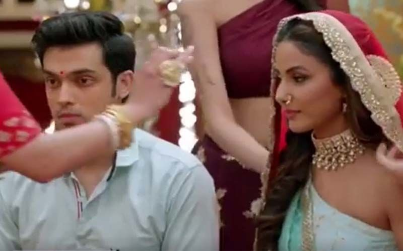 Kasautii Zindagii Kay 2: Anurag Gets Engaged To Komolika- Watch Video