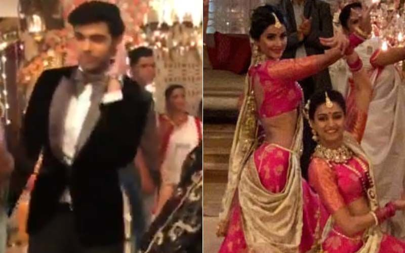 Parth Samthaan's Dola Re Dola Move Will Make Hina Khan And Erica Fernandes Sweat! - Watch Video