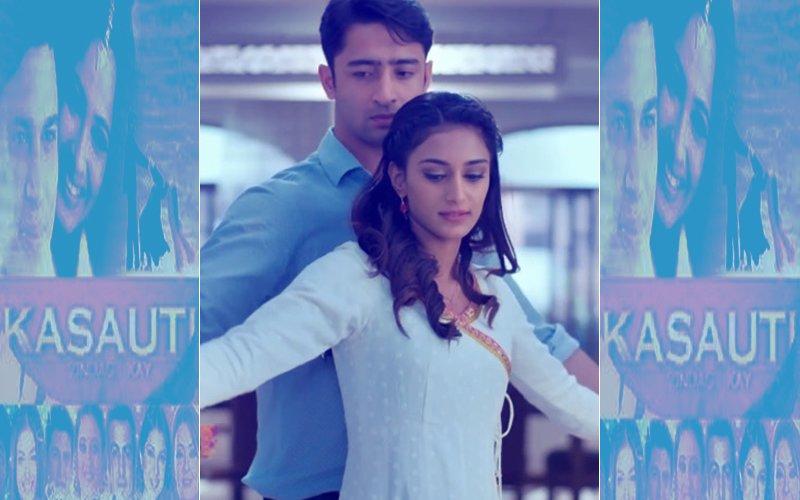 Will Erica Fernandes Romance Boyfriend Shaheer Sheikh In Kasautii Zindagii Kay 2?