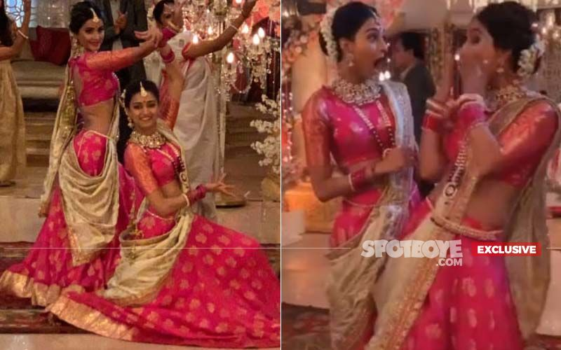 Kasautii Zindagii Kay 2: Erica Fernandes And Hina Khan To Have A Dance Face-Off On Dola Re Dola