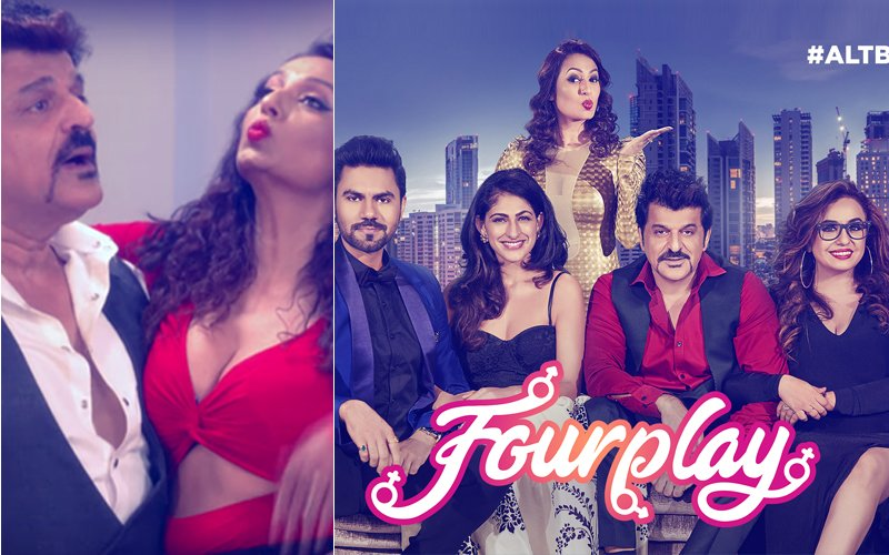 'SEX'PLOSIVE: Kashmera Shah, Gaurav Chopra, Rajesh Khattar & Kubra Sait's 'Fourplay' Is An Absolute Tickler!