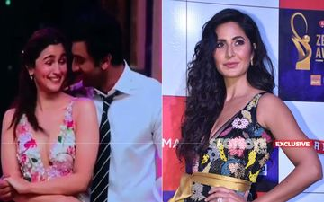 Zee Cine Awards 2019: Ranbir Kapoor-Alia Bhatt's High On Romance Dance On Ishq Wala Love, Katrina Kaif Leaves Minutes Before Couple's Performance