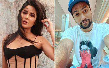 Happy Birthday Vicky Kaushal: Katrina Kaif Has A Joshila Birthday Message For Rumoured Beau; Actor In Return Promotes Her Brand