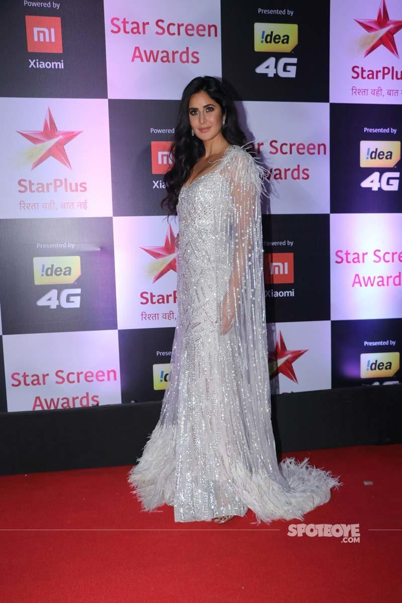 Katrina Kaif At Star Screen Awards 2018