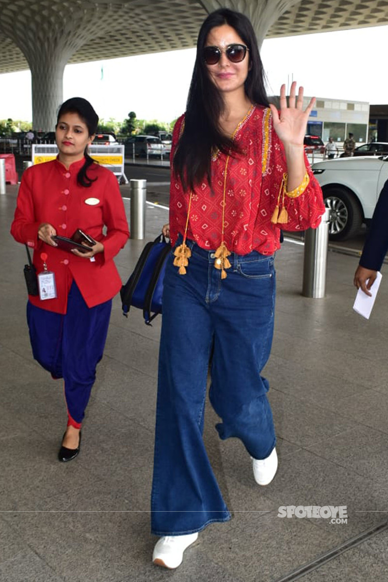 Katrina Kaif's Baggy Jeans, Sonam Kapoor's Ethnic Outfit ...