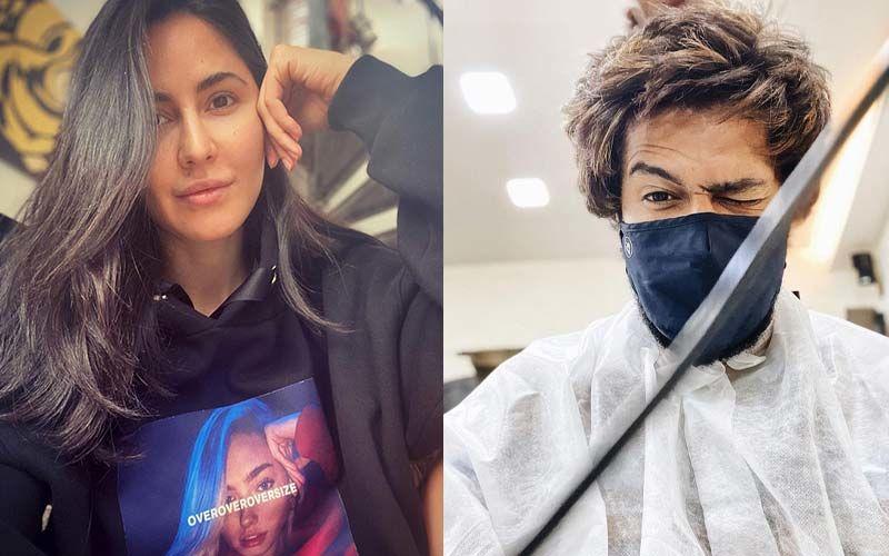 Katrina Kaif's Fans React To Vicky Kaushal's Latest Post; Call Actor 'Jiju' After Harshvardhan Kapoor Confirms Their Relationship
