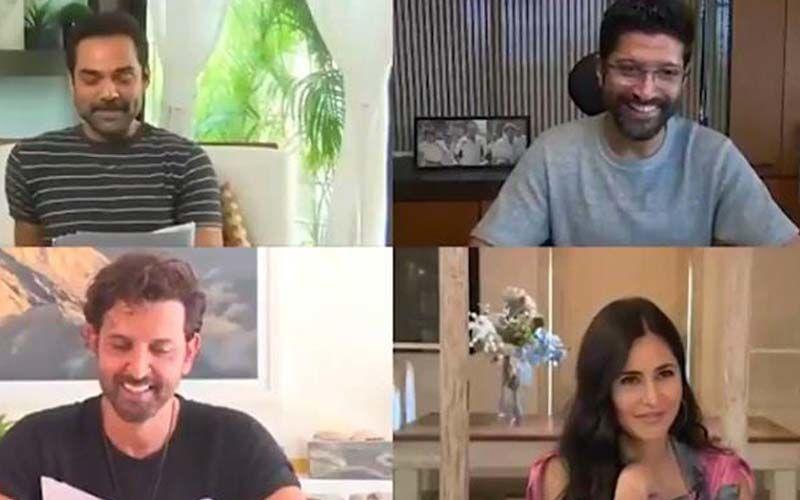 10 Years Of Zindagi Na Milegi Dobara: Katrina Kaif, Hrithik Roshan, Farhan Akhtar And Abhay Deol Reunite And Recreate Hilarious Scenes; Fans Demand A Sequel -WATCH