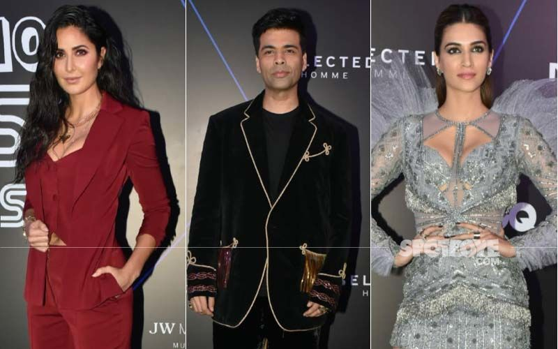 GQ India Best Dressed Awards Nite: Katrina Kaif, Karan Johar, Kriti Sanon Totally Slay It