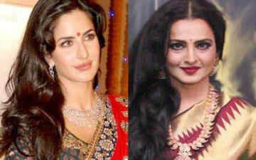 Katrina Upsets Rekha's Applecart
