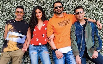Confirmed: Katrina Kaif In Rohit Shetty's Sooryavanshi, Reunites With Akshay Kumar After 9 Years