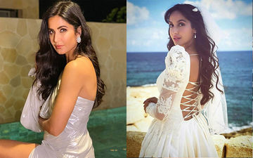 Katrina Kaif Introduces The Couple, Nora Fatehi Performs At A High Profile Wedding In Bali - Videos Inside