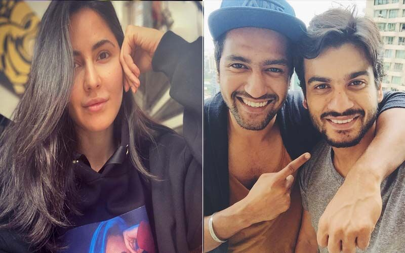 Katrina Kaif Showers Birthday Love On Rumoured Beau Vicky Kaushal's Brother Sunny Kaushal