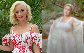 Katy Perry Goes Nude For Her New Music Video 'Daises' While Flaunting Her Baby Bump – Watch Video