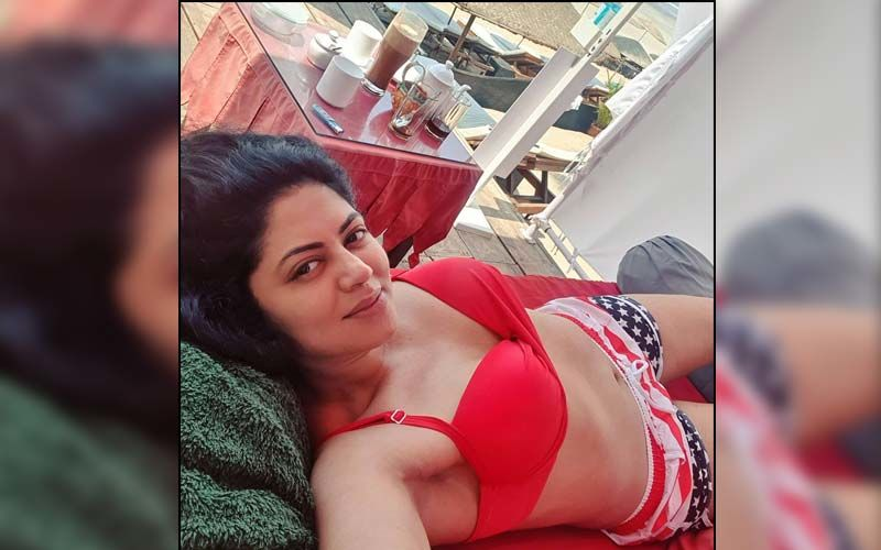 Bigg Boss 14's Kavita Kaushik Shares A Hot Bikini Picture; Says 'Live On Your Own Terms'