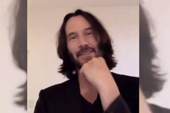 The Matrix 4 Filming Resumes: Keanu Reeves Caught Kissing His Girlfriend Alexandra Grant A Goodbye In Berlin
