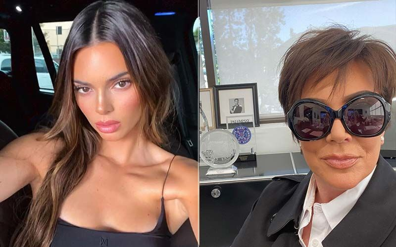 Kendall Jenner's Hilarious Reply To Her Mom Kris Jenner's Tweet Sparking Pregnancy Rumours Leaves Everyone Laughing Hard