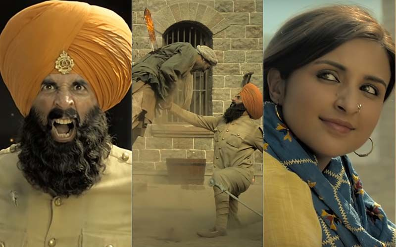 Kesari Trailer Out: Akshay Kumar- Parineeti Chopra's War Film Will Give You Goosebumps