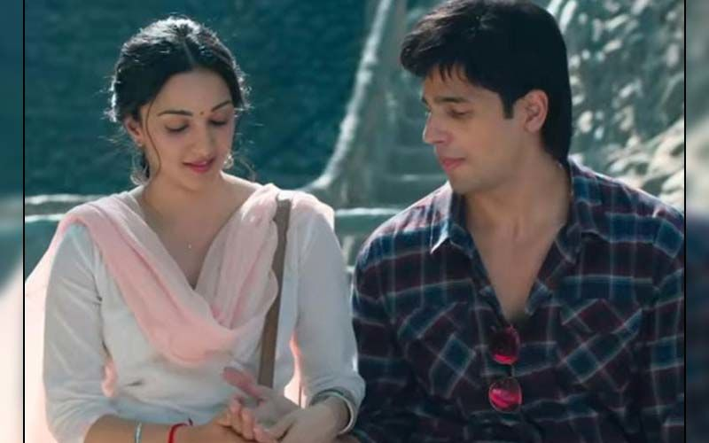 Sidharth Malhotra On His Kissing Scene With Kiara Advani In Shershaah: 'Karna Pada'-Watch Video