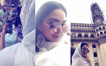 We Bet You Won't Be Able To Recognise Kiara Advani In These Street Shopping Pics