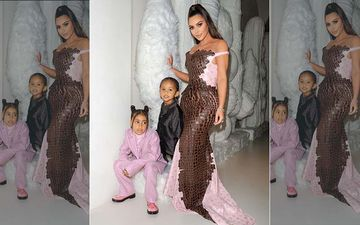 Kim Kardashian's Kids North And Saint West Are Finally Getting Along; Sure It's A Relief To Parents