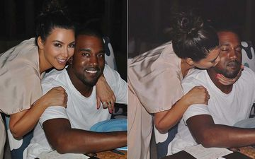 Kim Kardashian- Kanye West Celebrate Sixth Wedding Anniversary; Lady Shares Loved-Up Pics Amid Rumours Of Tension Between The Two